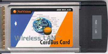 NETVISION WIRELESS LAN CARDBUS CARD DESCARGAR CONTROLADOR